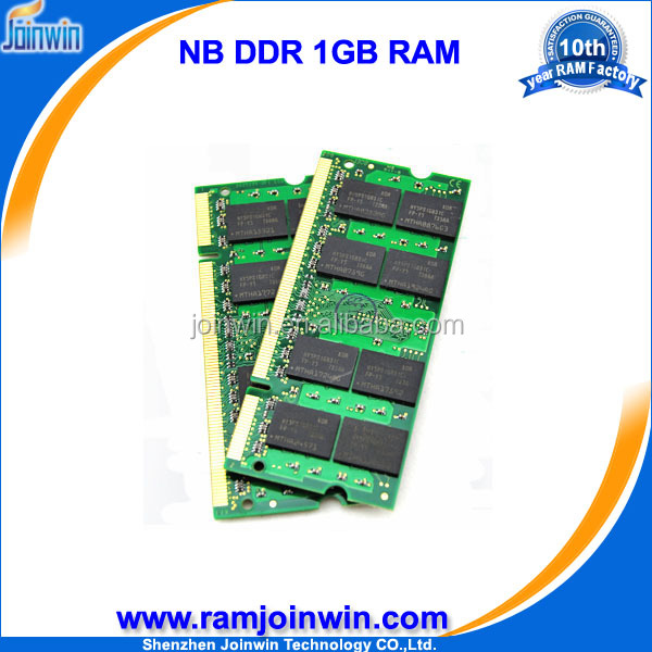 Industrial products ram memory graphic card 1gb ddr for laptop