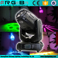 Stage lighting 10r 280W beam spot wash 3 in 1 moving head light
