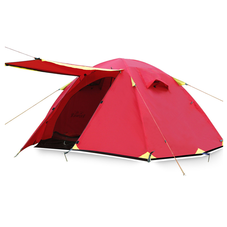Newest Outdoor Professional Camping Riot Snow Tent Four seasons Ultra Light Foldable Tent