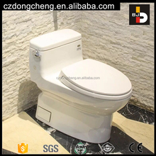 Siphonic Cheap Encomic Ceramic one piece Toilet Commode factory price