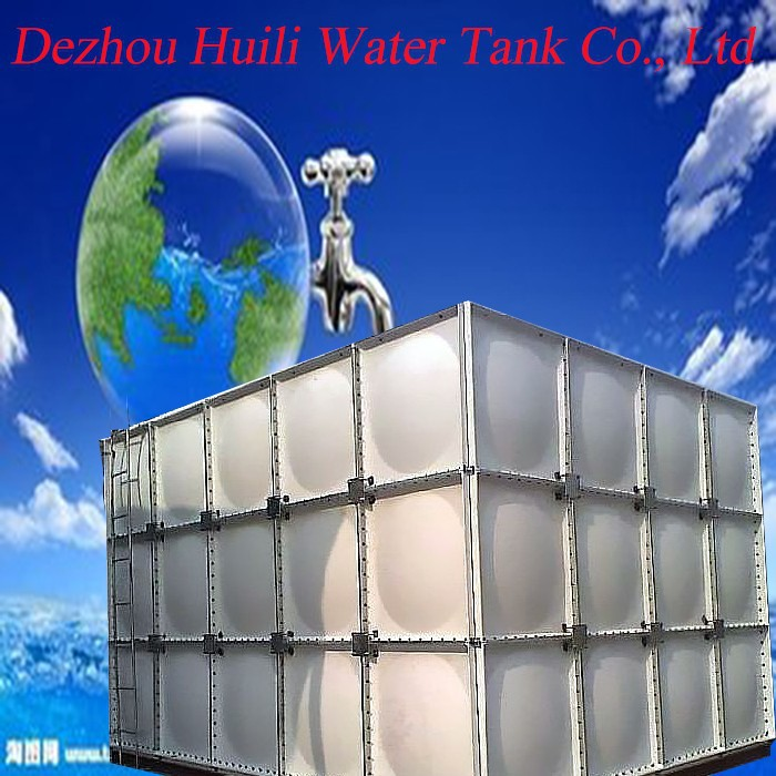 Food grade plastic water storage tanks custom made