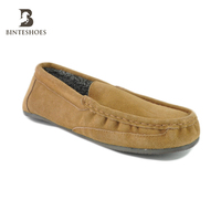 2017 hot new products Fashion and high quality and cheap moccasin flat shoes for men