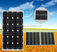 China High Quality 12V 3W 5W 15W 30W 40W Small Size Solar Panel