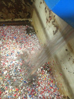 Plastic scrap recycling/Recycled plastic granules available