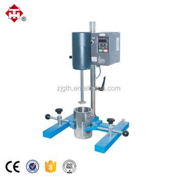 Small Production Paint Dispersion Mixer