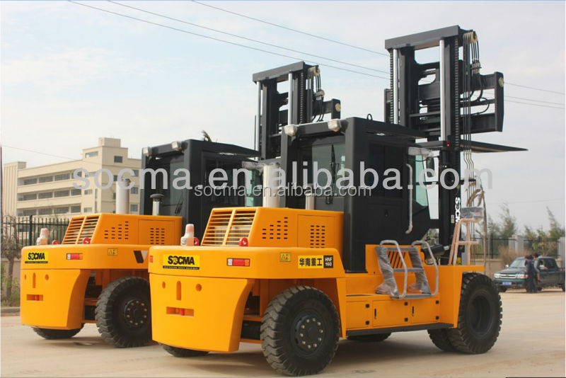SOCMA manufacturer 16 ton rc container lift truck