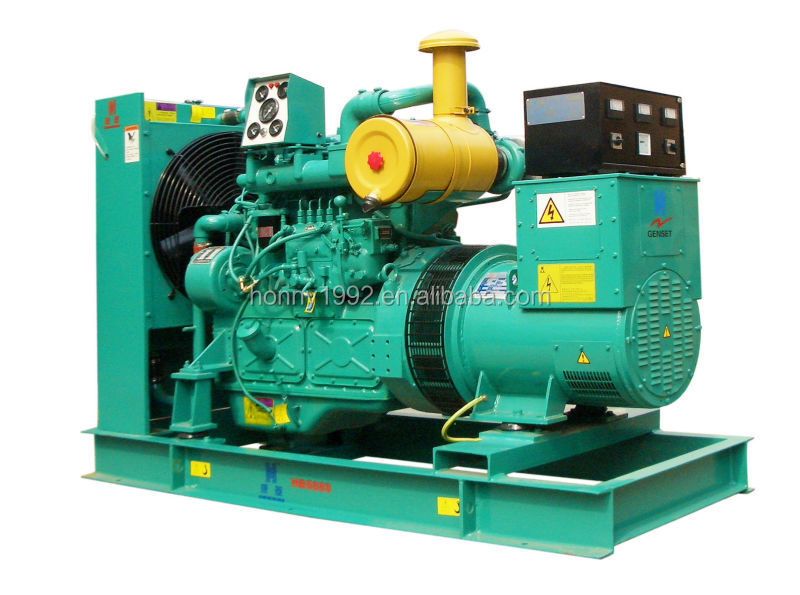 50Hz Sound Insulation 60kW Silent Diesel Generator set