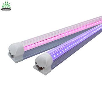 T8 14W led grow light Tube led grow light for microgreens aquaponics hydroponics
