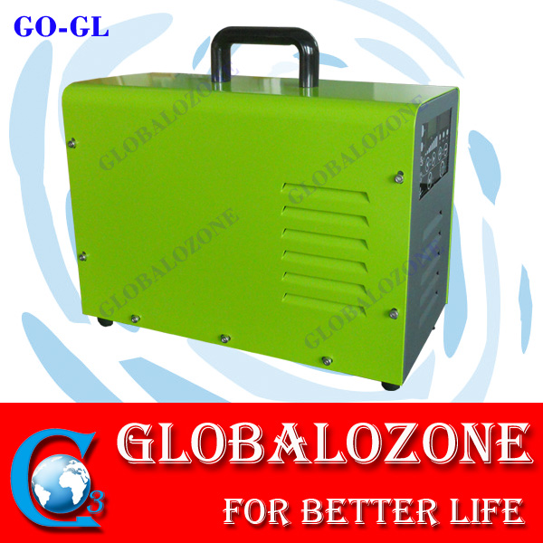 LCD control portable ozone generator price with CE approved