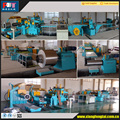 stainless steel coil slitting machine 0.3-3.0mmx1650mm Hydraulic Loop type