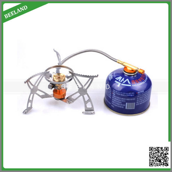 Hot Selling Portable Outdoor Picnic Gas Burner Portable Card Type Camping Stove