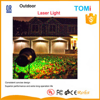 outdoor laser light christmas decoration / christmas street light