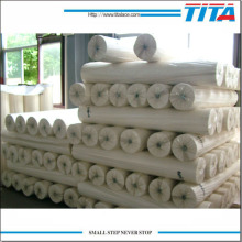 Non woven embroidery backing paper,water soluble paper for schiffli machines