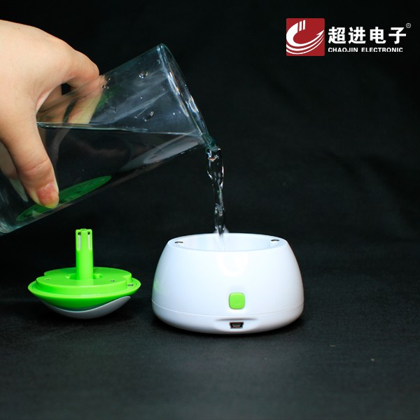 2016 Portable Ultrasonic Mini Portable air conditioning USB Air Humidifier