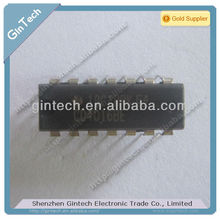 (IC) CMOS Quad Bilateral Switch CD4016BE CD4016