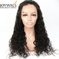 Unprocessed natural wave brazilian human hair cuticle aligned full lace wigs