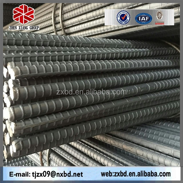 BS4449 steel bars 10mm, 12mm, 16mm steel rebar