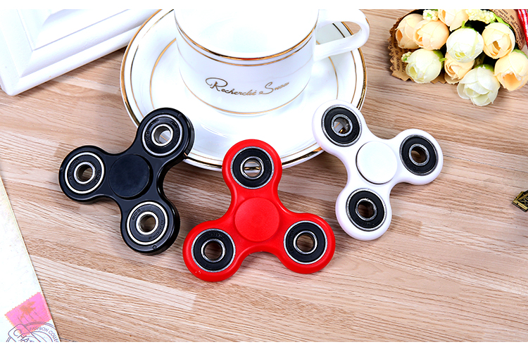 NEW Hand Spinner Fidget Spinner HandSpinner Finger Fidget Spinner Acrylic ABS Plastic Metal Gyro Decompression Anxiety Toys