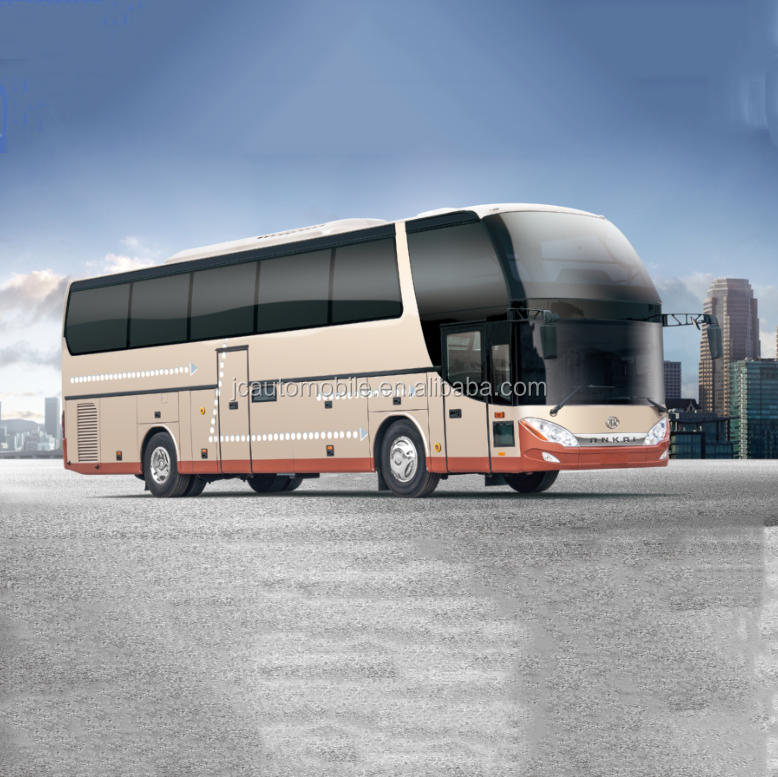 Factory sale 11M 49+1+1 seats new luxury tour bus with good price