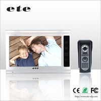 High quality factory digital home, home automation TCP/IP apartment building video intercom system