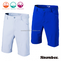"Snowbee Classic Short Pant/Size:Men / 31"", 32"", 34"", 36"", 38""/4-way stretch/Quick Dry/Sport Short Pants/Golf Pants"
