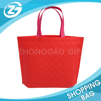 Top Quality Customized Size and Priting Heat Seal Ultrasonic Non Woven Bag