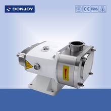 food grade SS304 and SS316L stainless steel sanitary honey transfer pump