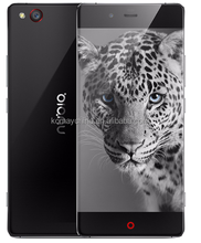 Original ZTE Nubia Z9 4G LTE Mobile Phone 5.2 inch FHD 1080P Snapdragon 810 Octa core Cellphone 4G+64G 8MP+16MP NFC Smartphone