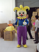 supplier new design high quality clown mascot costume