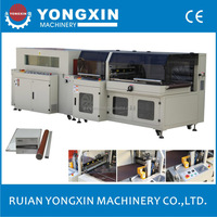 BTH-700+BM-700L Hot selling automatic shrinking wrapping packing machine with SHAKO(Taiwan)Air Filter
