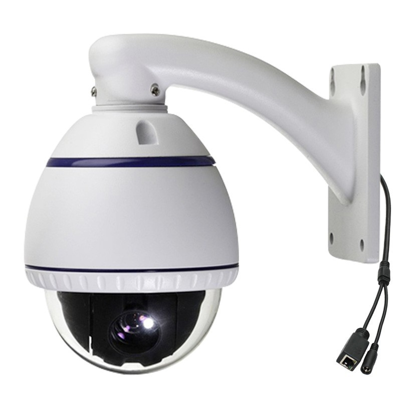 TL-HD20M10 4inch PTZ 1.3 Mega 1080P Pixel 20x optical zoom IP ONVIF high speed motion sensor security camera