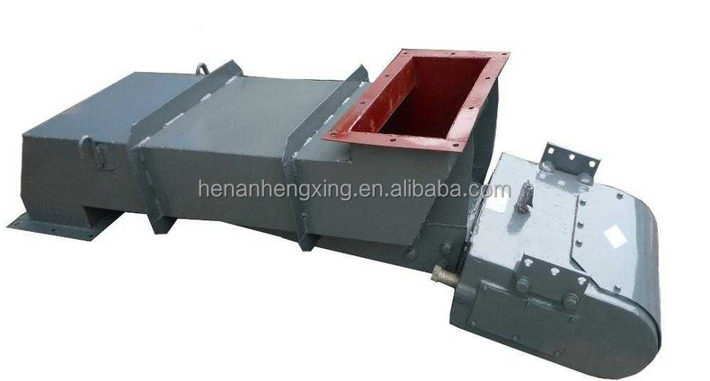 Electromagnetic Vibrating Feeder For Feeding To Ball Mill