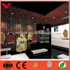 New arrival Modern men Clothing display rack for garment showroom display