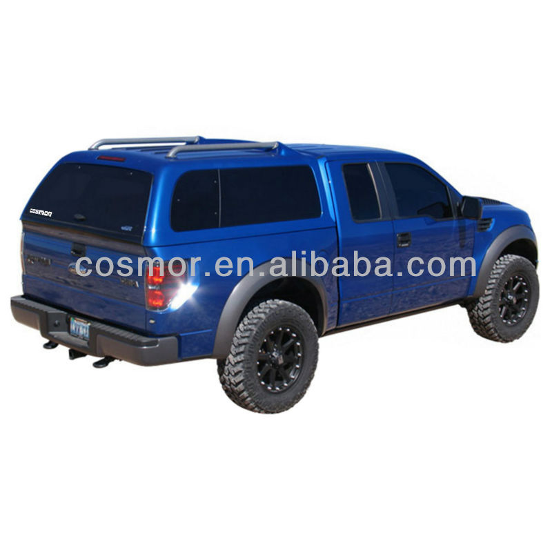 2013 Ford Raptor Pick up canopy