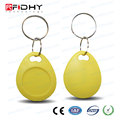 UID Changeable Thermal Printed Numbers 125khz RFID Keyfob