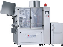 Laminated Tube Filling Sealing Machine for Cosmetics Toothpaste Lotion