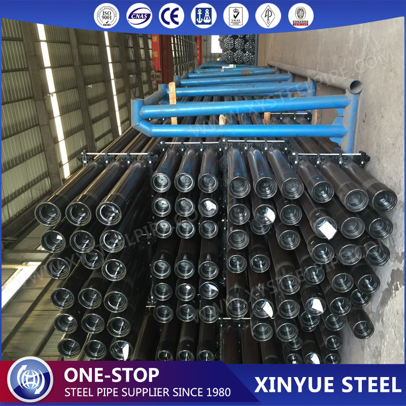 quality chinese products pipes for exploration and extraction oil gas drill pipe