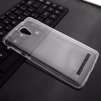 Mobile Phone Case Ultra Thin Clear Transparent Soft TPU Case Cover For VIVO Y28