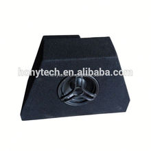 "New Design 8"" car subwoofer box or car active subwoofer to save room in tunk"