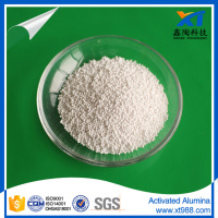 2-3mm activated alumina defluoridation filter