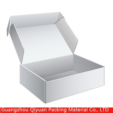 Custom innovative corrugated shoe storage box,drop front shoe box
