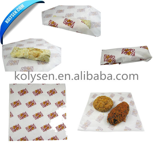 FDA Food Grade Wax Paper