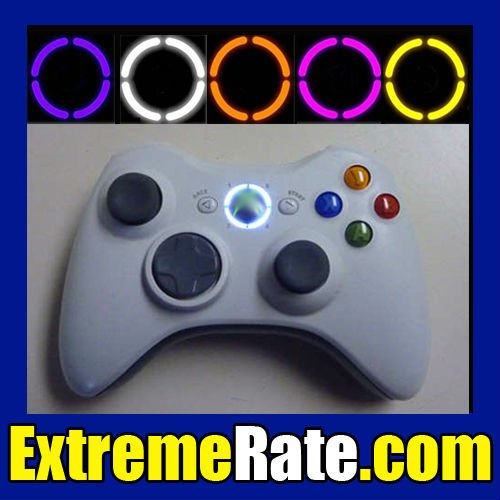 Led Mod Kit for Xbox 360 Controller Ring of Light