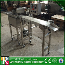 Automatic Chocolate Core Filling Snacks Making Machine/processing line