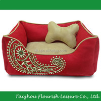 XinYou New Luxury 100% Recyclable & Fully Removable Stuffing, Machine Washable, Large Pet Beds