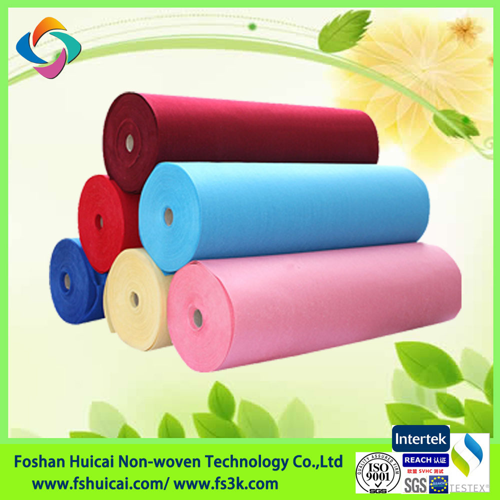 Needle punched Polyester Nonwoven Rolls felts