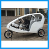 Hot Sale Quality Pedal Assisted Higth Quality Adult Passengers Seat Electric Velo Taxi