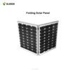 Travel camping use mono 120w solar panel foldable