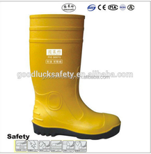 best selling safety rain shoes with industry men work shoes for mining