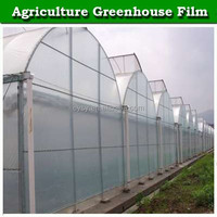 Cheap 200 micron greenhouse film / clear plastic cover for greenhouse